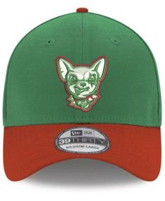 huge discount 36e26 1e65c New Era El Paso Chihuahuas Copa de la Diversion 39THIRTY Cap - Green L XL