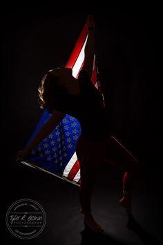 @singerbabe24 - Kingston High School - Class of 2016 - Senior Portraits - Studio - Senior Pictures - American Flag - Frisco - Ideas for Girls - Senior Model Rep - #seniorportraits - @neeneestiles - Merica - Cool - Fun Lighting - #seniorpics - Tyler R. Brown Photography