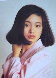 巩俐 A young Gong Li