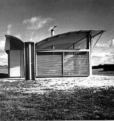 Glenn Murcott - Magney House, Bingie Point, NSW, Australia, 1982-84 Architecture Durable, Sustainable Architecture, Residential Architecture, Architecture Design, Australian Architecture, Australian Homes, Building Structure, Building A House, Glen Murcutt