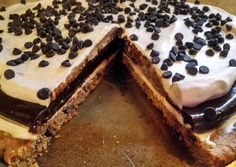 Chocolate Pudding Pizza Recipe -  Very Tasty Food. Let's make it!