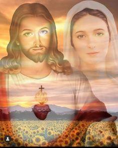 Jesus E Maria, Cross Pictures, In Christ Alone, Hail Mary, Christian Art, Roman Catholic, Foto E Video, Mona Lisa, Spirituality