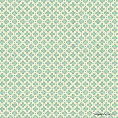 Fabric... Sidewalks Hopscotch in Teal by Riley Blake