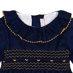 Mosta Girl Smock Dress