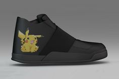These Smart Sneakers Help You Catch Pokémon