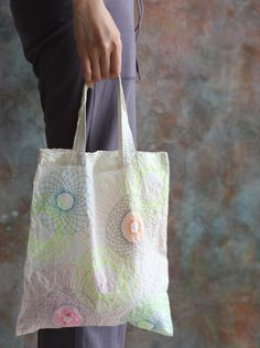 Abstract Needlepoint and Knitting by CRESUS artisanat Photo