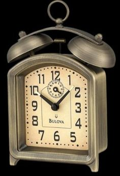 pewter and clocks that tick