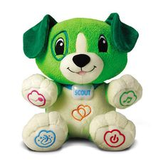 LeapFrog My Puppy Pal - Scout -- it's on SALE at Toys R Us!! So excited :)!