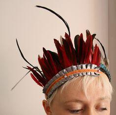 two layered headdresses by atriuum