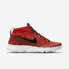 Nike Flyknit Chukka Men s Golf Shoe Golf Fashion 2b213742e4d