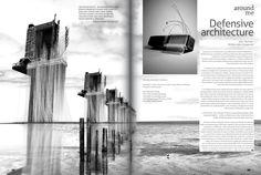 by Nicolas Adam Szczepaniak   #magazine  #layout  #design