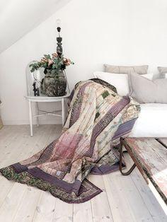 Vintage blanket Vintage Blanket, Interior Design, Bed, Home, Nest Design, Home Interior Design, House, Homes, Beds
