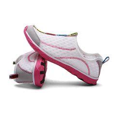 Rosa Damen Malha Wasser Schuhe