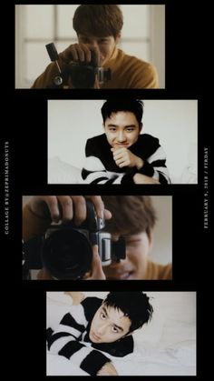 Discovered by 키스. Find images and videos about exo, kai and kyungsoo on We Heart It - the app to get lost in what you love. Kaisoo, Chanbaek, Kyungsoo, Chanyeol, Exo Couple, Exo Album, Exo Lockscreen, Do Kyung Soo, Kpop Exo