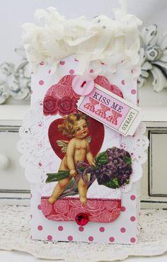 Lillybean's Cherub Valentine