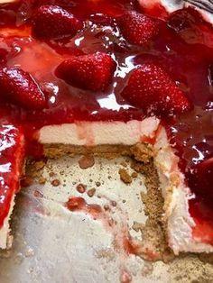 Greek Desserts, Cold Desserts, Greek Recipes, Desert Recipes, Food Network Recipes, Cooking Recipes, Custard Cake, Chocolate Sweets, Cheesecake Cake