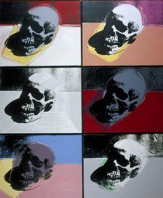 Warhol Vanités
