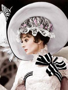 My Fair Lady, Audrey Hepburn, Eliza Doolittle, Barbie, We Movie, Big Fashion, Fashion Ideas, Fashion Outfits, Fashion Trends