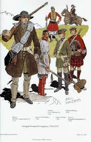 Image result for Oglethorpe's Regiment