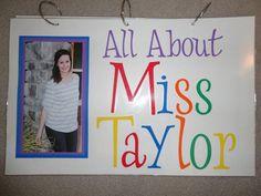 Teacher Autobiography Big Book - Yeehaw Teaching in Texas!