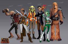 Jedi padawans in future.