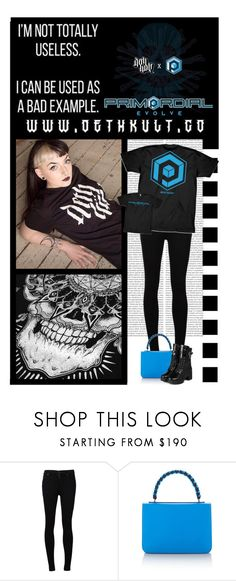 """""""DETH KULT (16)"""" by irresistible-livingdeadgirl ❤ liked on Polyvore featuring Oris, Citizens of Humanity, Emilio Pucci, yeswalker, Humör, emo, Punk, goth and emiliopucci"""