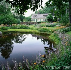 25 Years of Beautiful Gardens | Traditional Home