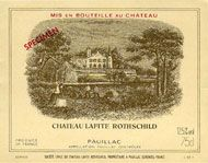 1959 Chateau Lafite Rothschild  The single greatest glass of wine I have ever had the privledge to drink in my life. I found a site where you can get a bottle. It will only cost you 3100 GBP. I think with the exchange rate that is over $5,000. I can thank my then job for that glass of wine. It was liquid gold.