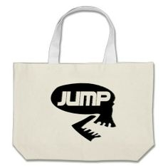 JUMP ROCK STYLE CANVAS BAGS