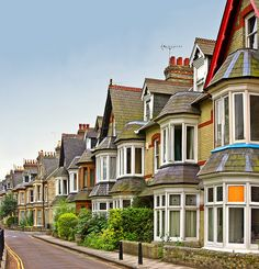 English Houses!!  (by Remodeleze, via Flickr)