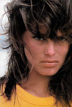 Renée Simonsen 1984 #supermodels #vintage #glamour #retro #nostalgia #1980s #1990s
