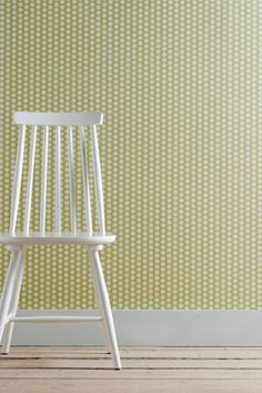 Wallpaper from Next - love the pattern!
