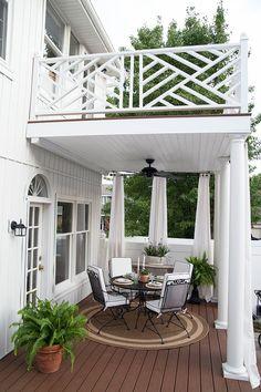 Backyard Overhaul #backyardparadise #decking #backyard #dreambackyard