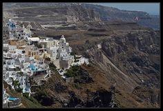 Santorini-A touch of Greece Un petit moment en Grèce