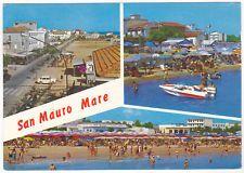 SAN MAURO MARE - FORLI' - VEDUTINE - VIAGG. 1969 -43330-