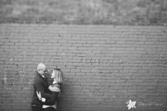 Erin and Brian's Fort Point Engagement Session