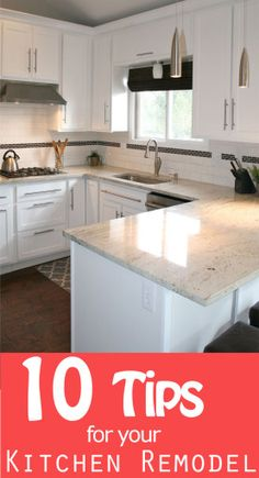 10 tips for your kitchen remodel great advice if you are going to