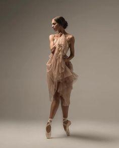 Isobelle Dashwood (The Australian Ballet)  Photo © Taylor-Ferné Morris