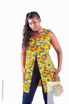 Yanai fait partie de ces marques qui ont une vision d'une mode africaine très actuelle et contemporaine et qui le traduisent bien dans leurs collections. La collection 2015 que nous avions partagée sur Pagnifik il y a quelques mois avait d'ailleurs été beaucoup apprécié; et on est convaincu que ce sera aussi le cas pour ...