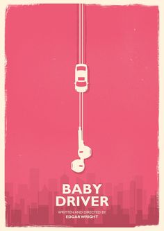 film poster design Fan of action thrillers and want some cool posters from Baby Driver? Check out our awesome Baby Driver poster collection.