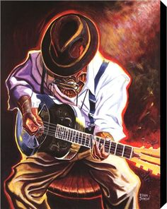 Strummin' Blues.. Steve Johnson