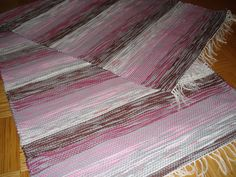 Handmade rug rags from Estonia! Rugs On Carpet, Carpets, Handmade Rugs, Bohemian Rug, Color, Farmhouse Rugs, Rugs, Colour, Colors