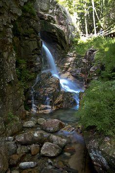 Flume Gorge, New Hampshire