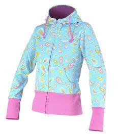 Kukka blue Draping, Hoodies, Sweatshirts, Hooded Jacket, Blues, Athletic, Lady, Sweaters, Jackets