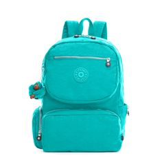 Dawson Laptop Backpack - Cool Turquoise | Kipling