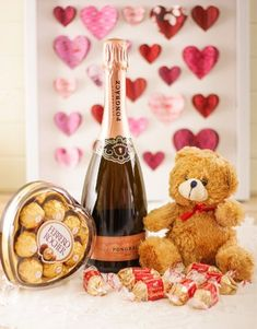 valentine's day hamper ideas for him