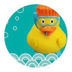 my toothie duck, Taucher-Ente 2CA GmbH, Frankfurt am Main