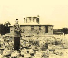 williamsburg pottery history | James E. Maloney's Williamsburg Pottery grew from a roadside stand ...