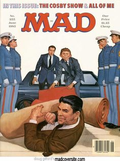 MAD Issue #255 June, 1985