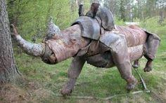 Outsider Finnish artist Alpo Koivumäki Outsider Art, Garden Sculpture, The Outsiders, Naive, Horses, Outdoor Decor, Animals, Image, Artists